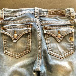MISS ME jeans GUC Sz 28